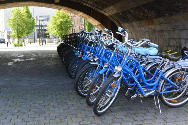 fietsten brug antwerpen