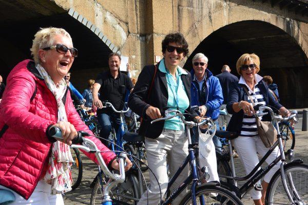 fietstocht antwerpen met cathy 2