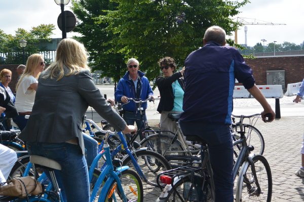 fietstocht antwerpen met cathy